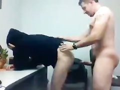 Young hung boy dominates his bottom completely